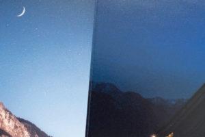 Saal-Digital Professional Line Fotobuch unsauberer Seitentrennung
